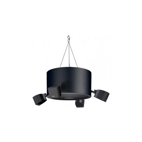 Omni Pendant-Mount Kit (Black)