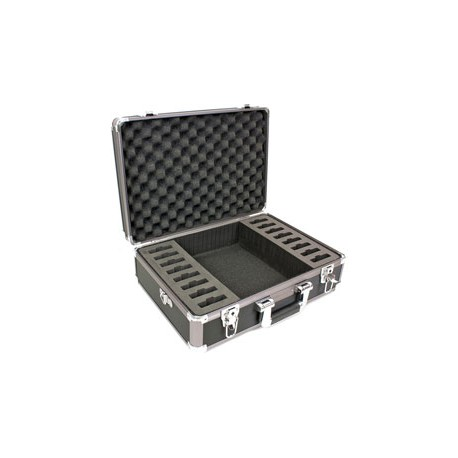 CCS 030 DW 16 Digi-Wave System Carrying Case for 16 DLT's or DLR's