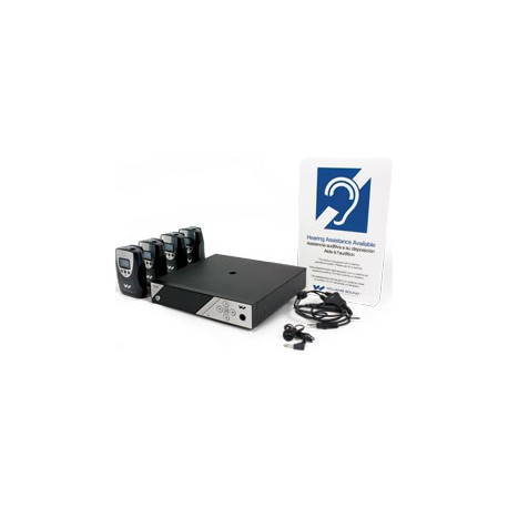 PPA 458 Personal PA FM Assistive Listening System