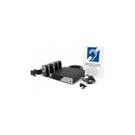 PPA 458 PRO Personal PA Pro FM Assistive Listening System
