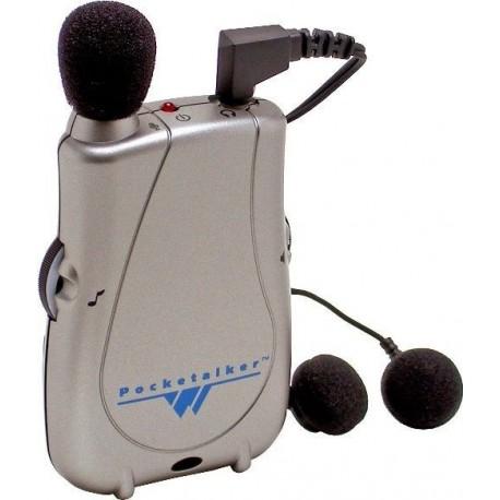 PKT D1 EH Pocketalker Ultra System, Duo Pack