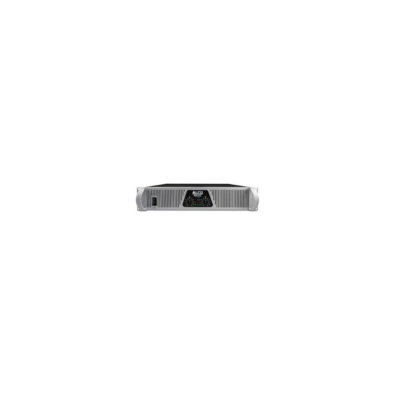 Alto Professional MAC2 2 2-Channel 1500 Watt Power Amplifier