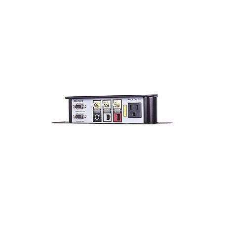 Pop 'N Plug PNP300 Slim Tabletop Interconnect Box
