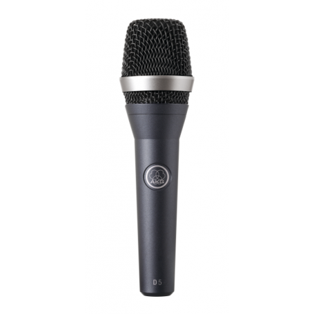 D5 Professional Dynamic Vocal Microphone