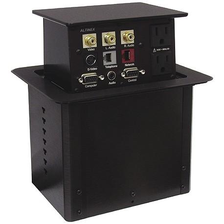 Pop 'N Plug PNP402 Tabletop Interconnect Box