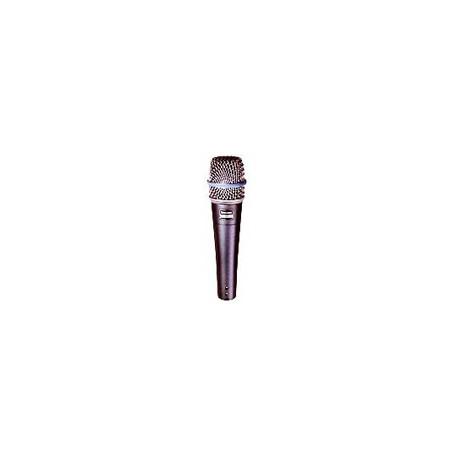 Beta 57A Dynamic Supercardioid Microphone