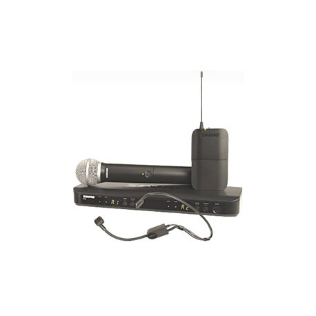 BLX1288/P31 Dual Channel Combo Wireless System