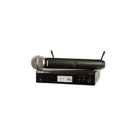 BLX24R/SM58 Handheld Wireless System