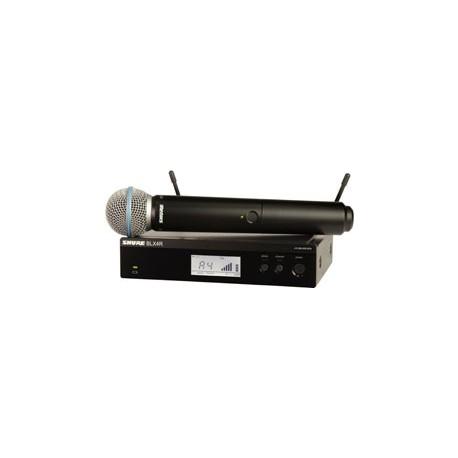 BLX24R/B58 Handheld Wireless System