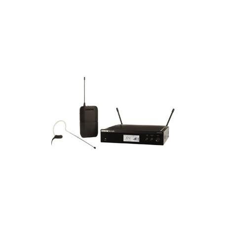 BLX14R/MX53 Headworn Wireless System with MX153 Microphone