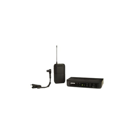 BLX14/B98 Instrument Wireless System with WB98H/C Microphone