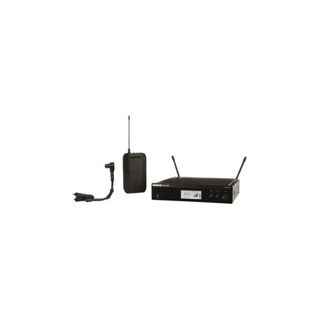 BLX14R/B98 Instrument Wireless System with WB98H/C Microphone