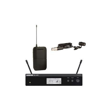BLX14R/W85 Lavalier Wireless System with WL185 Microphone