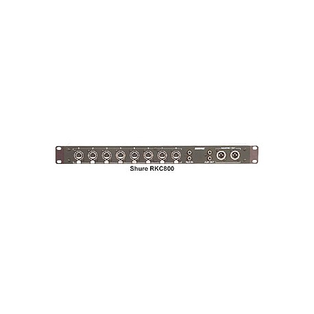 RKC800 XLR Connector kit for AMS8100, SCM800, SCM810