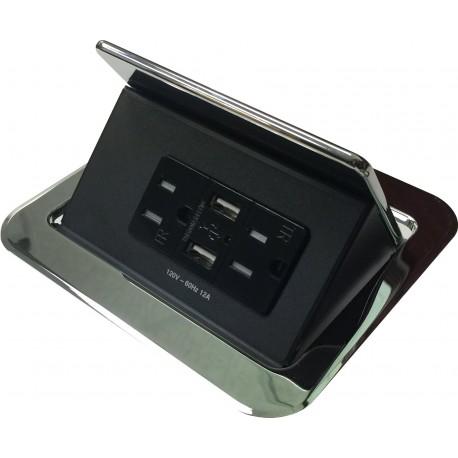 Tilt N Plug TNP355C TILT 'N PLUG 2 X PWR + 2 X USB