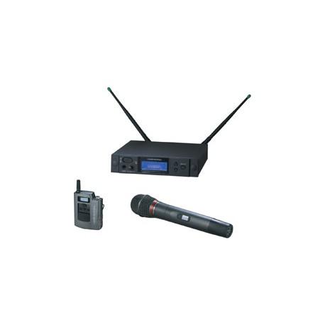 True Diversity AEW-4316A UHF Wireless System