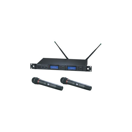 True Diversity AEW-5244A UHF Wireless System