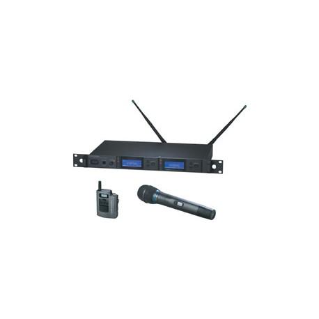 True Diversity AEW-5313A UHF Wireless System