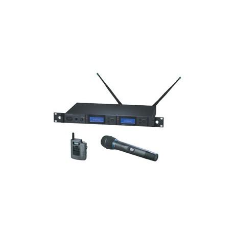 True Diversity AEW-5315A UHF Wireless System