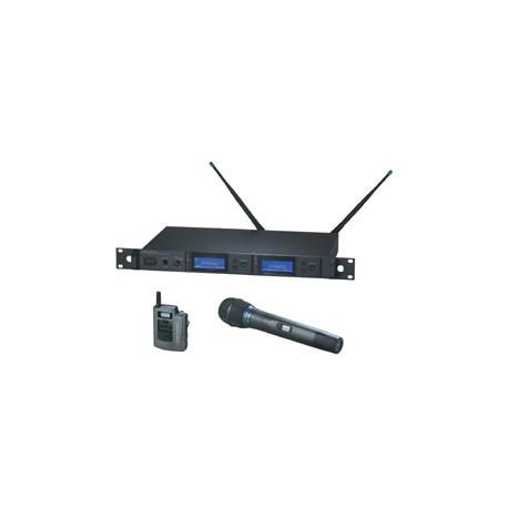 True Diversity AEW-5316A UHF Wireless System