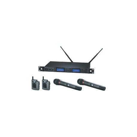 True Diversity AEW-5414A UHF Wireless System