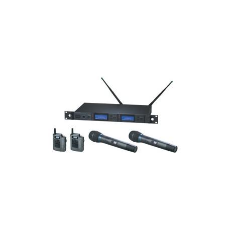 True Diversity AEW-5415A UHF Wireless System