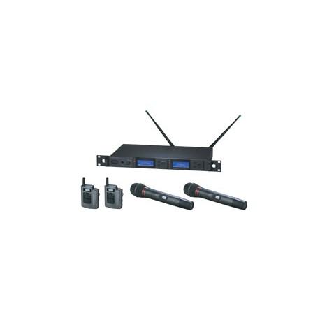 True Diversity AEW-5416A UHF Wireless System