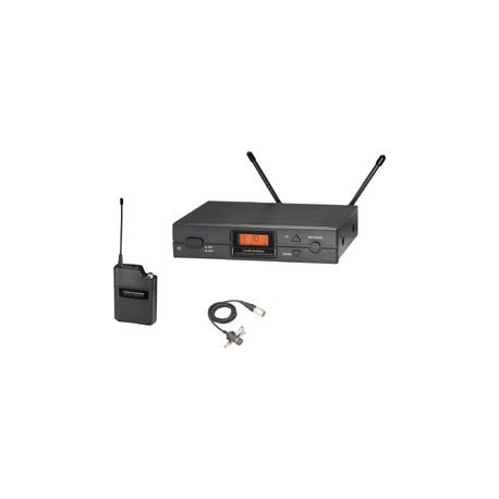 True Diversity ATW-2129A Frequency-agile UHF Wireless System