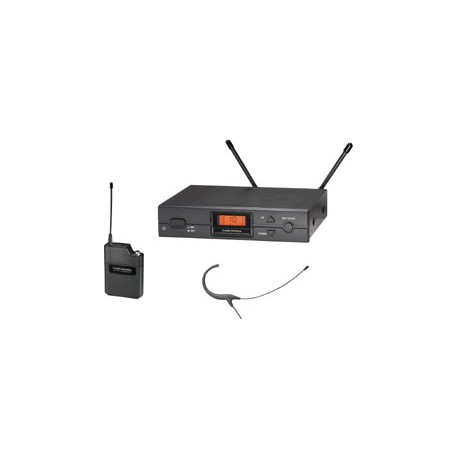 True Diversity ATW-2192A Frequency-agile UHF Wireless System
