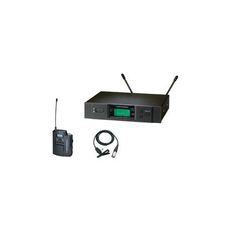 True Diversity ATW-3131B Frequency-agile UHF Wireless System