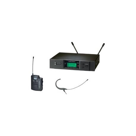 True Diversity ATW-3192B Frequency-agile UHF Wireless System