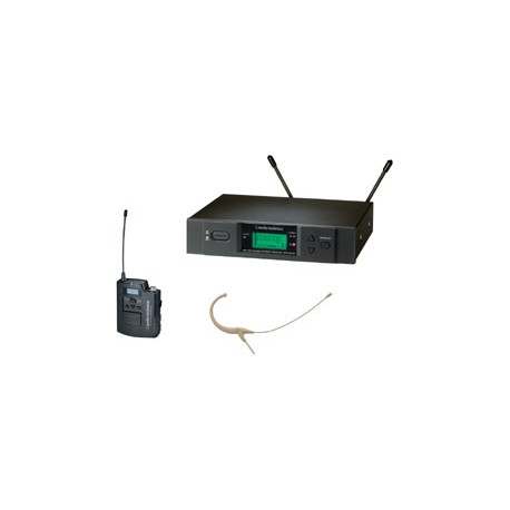 True Diversity ATW-3192B-TH Frequency-agile UHF Wireless System