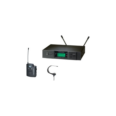 True Diversity ATW-3193B Frequency-agile UHF Wireless System