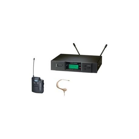 True Diversity ATW-3193B-TH Frequency-agile UHF Wireless System