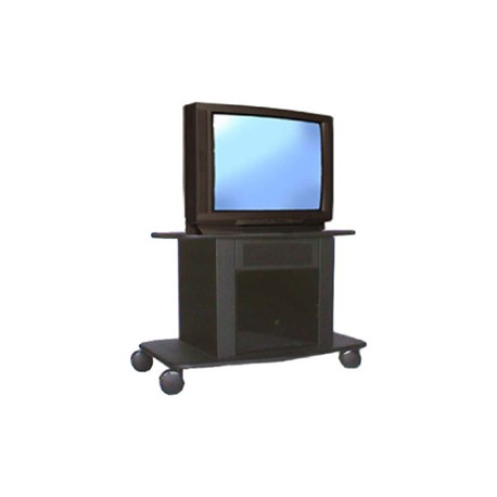 GM-350S Single Monitor Metal Cart