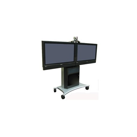 RPS-1000L Plasma & LCD Series Innovative Rollabout Stand