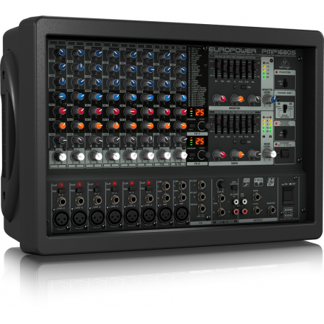 EUROPOWER PMP1680S Mixers - Powered Mixers