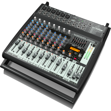 EUROPOWER PMP500 Mixers - Powered Mixers