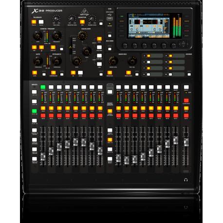 X-32 Producer Mixers - Digital Mixers