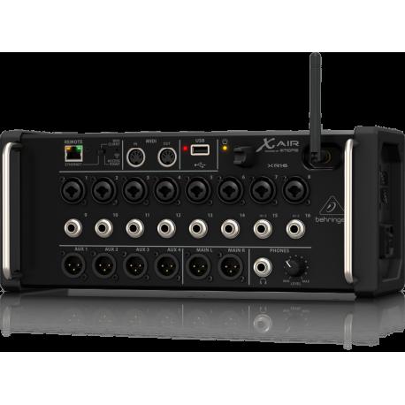 X AIR XR16 Mixers - Digital Mixers