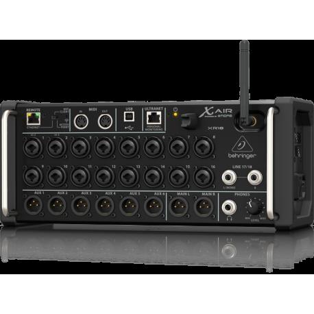 X AIR XR18 Mixers - Digital Mixers