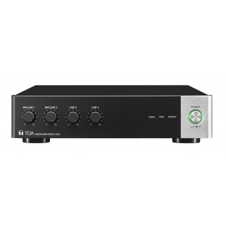Toa A5012 4 Input Mixer Amp with DSP