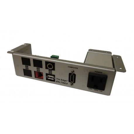 UT240-125S Under Table Digital AV Interconnect Unit. HDMI, USB, Network