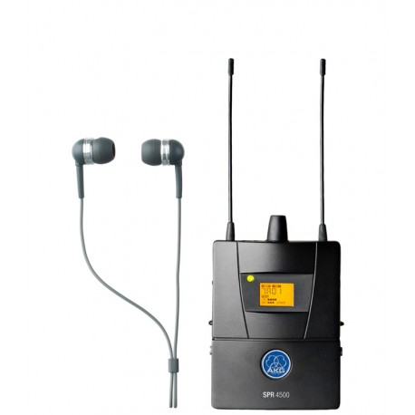 SPR4500 Set BD8