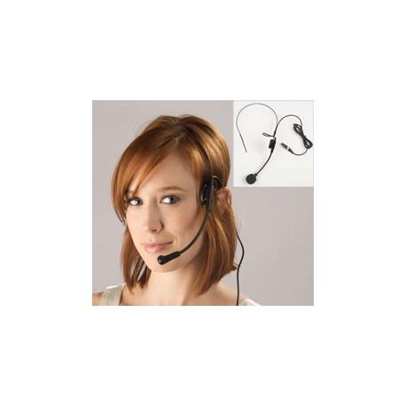 HBM-TA4F Headband Microphone TA4F Plug