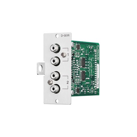 9000 Series D-001R Input Module for 9000/9000M2