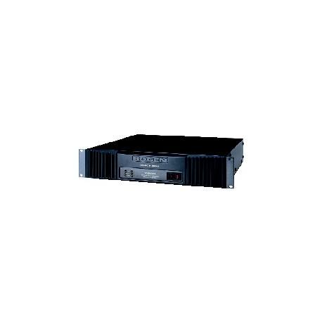 Black Max X600 600W Chan, 70V Power Amplifier