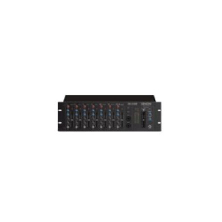 DN-410X 10-Channel Rackmount Mixer with Bluetooth