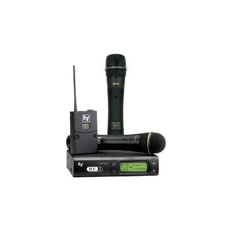 RE-2-N2-C-A UHF Wireless Microphone