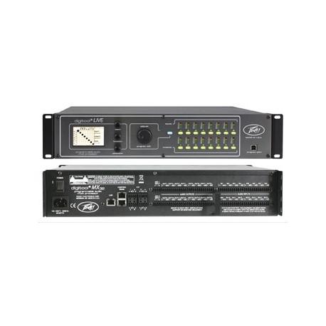 peavey commercial audio digitool mx32 programmable digital processor